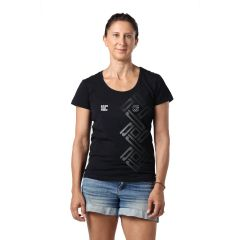 Earn The Fern And  NZ Team Waihanga Pattern Tee