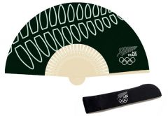 Bamboo Fan - NZ Team