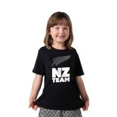 NZ Team Kids Tee